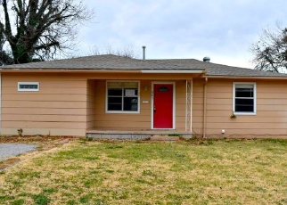 Foreclosed Home in W APACHE ST, Marlow, OK - 73055