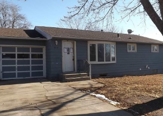 Foreclosed Home in S CONKLIN AVE, Sioux Falls, SD - 57103