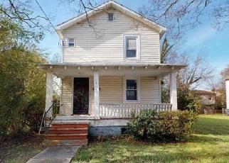Casa en ejecución hipotecaria in Norfolk, VA, 23504,  RESERVOIR AVE ID: F4339139