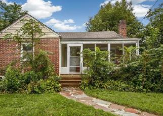 Foreclosed Home in HILLCREST AVE, Plainfield, NJ - 07062