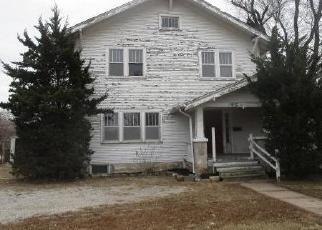 Foreclosure Home in Hutchinson, KS, 67501,  E AVENUE B ID: F4339466