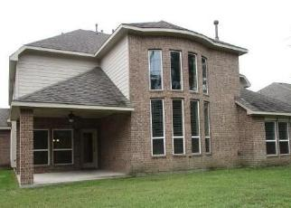 Foreclosed Home in ADRIENNE ARBOR DR, Spring, TX - 77389