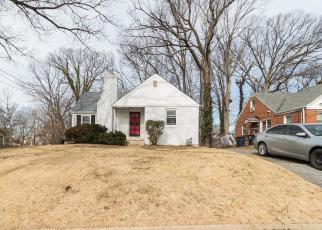 Foreclosed Home in FAIRLAWN ST, Temple Hills, MD - 20748