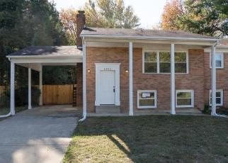 Foreclosed Home in TALL OAK DR, Temple Hills, MD - 20748