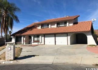 Foreclosed Home in KRISTY LN, Hemet, CA - 92544