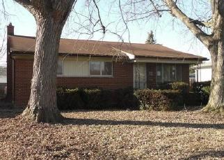 Foreclosed Home in HAYES RD, Warren, MI - 48088