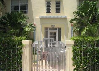 Foreclosed Home in EUCLID AVE, Miami Beach, FL - 33139