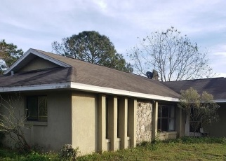 Foreclosed Home in SE 150TH AVE, Weirsdale, FL - 32195
