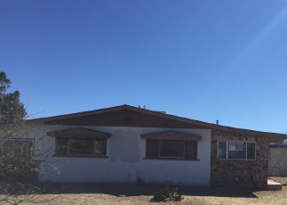 Foreclosed Home en W BRUCE ST, Tombstone, AZ - 85638