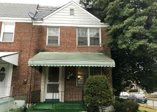 Casa en ejecución hipotecaria in Baltimore, MD, 21229,  KEVIN RD ID: F4343893