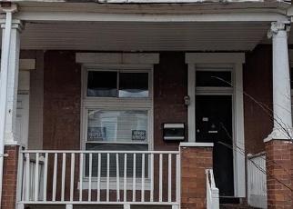 Casa en ejecución hipotecaria in Baltimore, MD, 21218,  MONTPELIER ST ID: F4343957