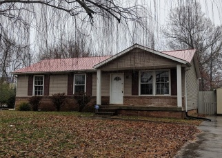 Foreclosure Home in Clarksville, TN, 37042,  BUCKEYE LN ID: F4344197
