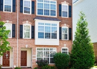 Foreclosure Home in Leesburg, VA, 20176,  HARLOW SQ ID: F4344386