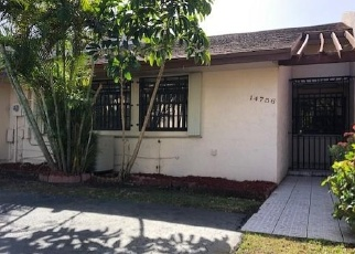 Foreclosed Home in SW 72ND TER, Miami, FL - 33193
