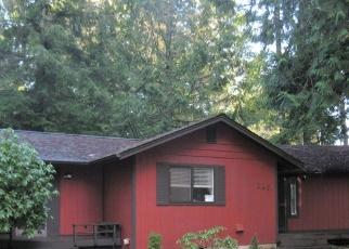 Casa en ejecución hipotecaria in Hoodsport, WA, 98548, N N MOUNT CHRISTIE DR ID: F4347014