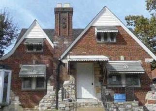 Casa en ejecución hipotecaria in Saint Louis, MO, 63147,  PARK LN ID: F4348249