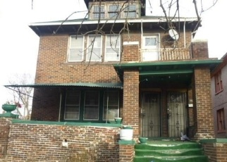 Foreclosed Home in GRAY ST, Detroit, MI - 48215