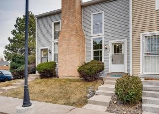 Foreclosure Home in Denver, CO, 80227,  S ESTES ST ID: F4350737