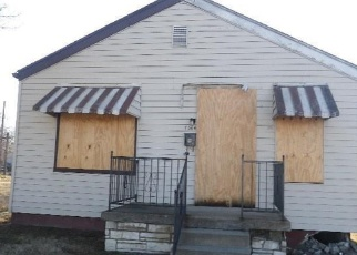 Casa en ejecución hipotecaria in Saint Louis, MO, 63120,  PLOVER AVE ID: F4352824
