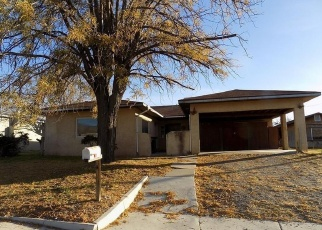 Foreclosure Home in Alamogordo, NM, 88310,  SNOW DR ID: F4353180