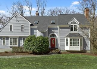 Foreclosed Home in RUSCOE RD, Wilton, CT - 06897