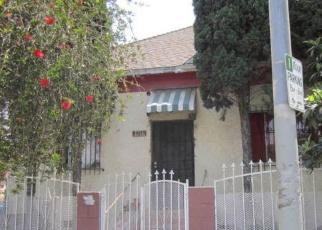 Foreclosure Home in Los Angeles, CA, 90011,  E VERNON AVE ID: F4360585
