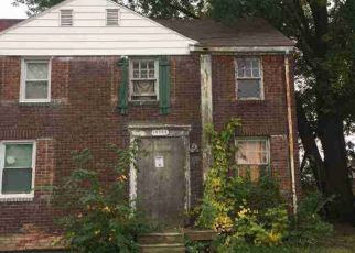 Foreclosed Home in FRANKFORT ST, Detroit, MI - 48224