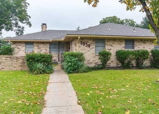Foreclosure Home in Garland, TX, 75041,  ROANOKE DR ID: F4361849
