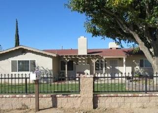 Casa en ejecución hipotecaria in Lancaster, CA, 93536,  COLUMBIA WAY ID: F4362088