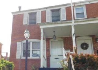 Casa en ejecución hipotecaria in Parkville, MD, 21234,  OAKLEIGH RD ID: F4362295
