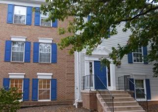 Foreclosure Home in Leesburg, VA, 20175,  FORT EVANS RD SE ID: F4364268