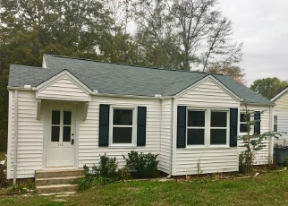 Foreclosure Home in Greenville, SC, 29617,  CRANE AVE ID: F4364897