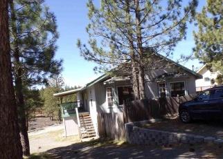 Casa en ejecución hipotecaria in Plumas Condado, CA ID: F4365207