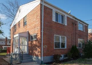 Casa en ejecución hipotecaria in Prince Georges Condado, MD ID: F4370015