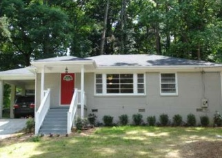 Foreclosed Home en CLAIRE TER, Decatur, GA - 30032