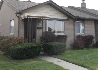Casa en ejecución hipotecaria in Sterling Heights, MI, 48313,  18 MILE RD ID: F4371576