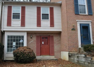 Foreclosure Home in Montgomery county, MD ID: F4372560