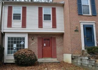 Casa en ejecución hipotecaria in Montgomery Condado, MD ID: F4372560