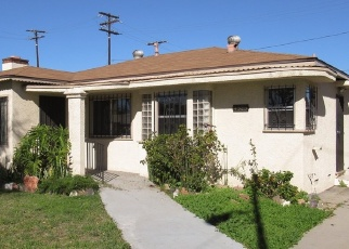 Foreclosure Home in Bell, CA, 90201,  BROMPTON AVE ID: F4372880