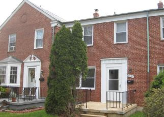 Foreclosed Home en WOODBOURNE AVE, Baltimore, MD - 21239
