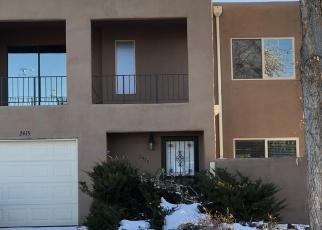 Casa en ejecución hipotecaria in Santa Fe, NM, 87505,  SAN PATRICIO PLZ ID: F4373966