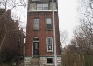 Casa en ejecución hipotecaria in Saint Louis, MO, 63107,  KNAPP ST ID: F4374015