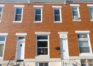 Casa en ejecución hipotecaria in Baltimore, MD, 21216,  N SMALLWOOD ST ID: F4375141