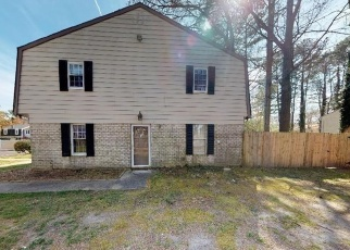 Foreclosed Home in WOODSIDE LN, Newport News, VA - 23602