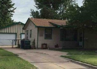 Foreclosed Home in W 27TH ST S, Wichita, KS - 67217