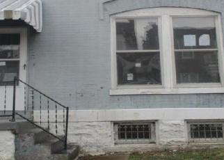 Casa en ejecución hipotecaria in Saint Louis, MO, 63111,  FASSEN ST ID: F4376081