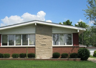 Foreclosure Home in Chicago Heights, IL, 60411,  S MAYFAIR PL ID: F4377029