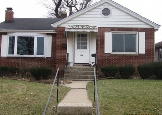 Foreclosure Home in Chicago Heights, IL, 60411,  W 25TH ST ID: F4377097