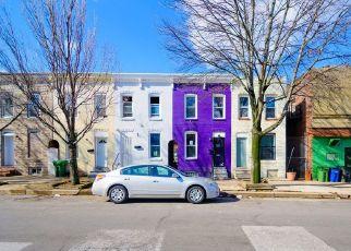 Casa en ejecución hipotecaria in Baltimore, MD, 21205,  N MONTFORD AVE ID: F4379350
