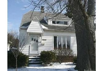 Foreclosure Home in Dearborn, MI, 48126,  PALMER ST ID: F4379386
